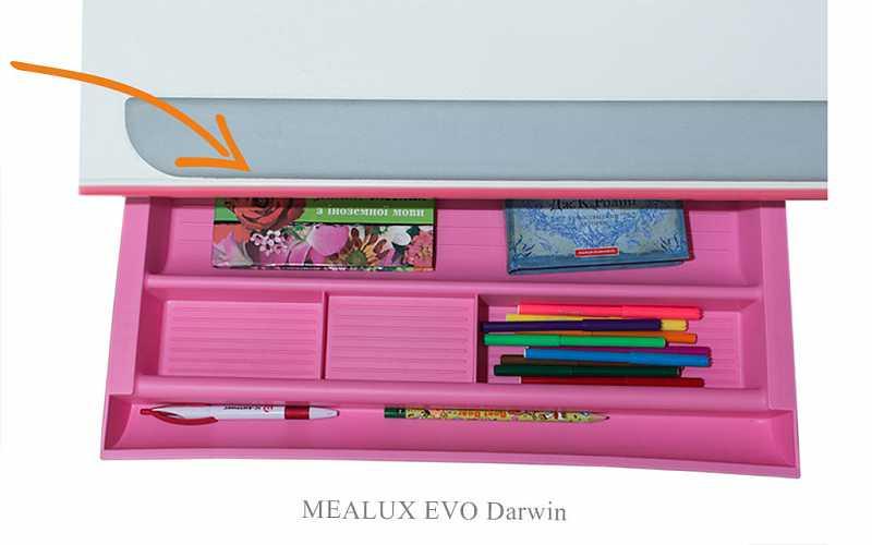Особенности парты Mealux Darwin в гипермаркете Мир Парт